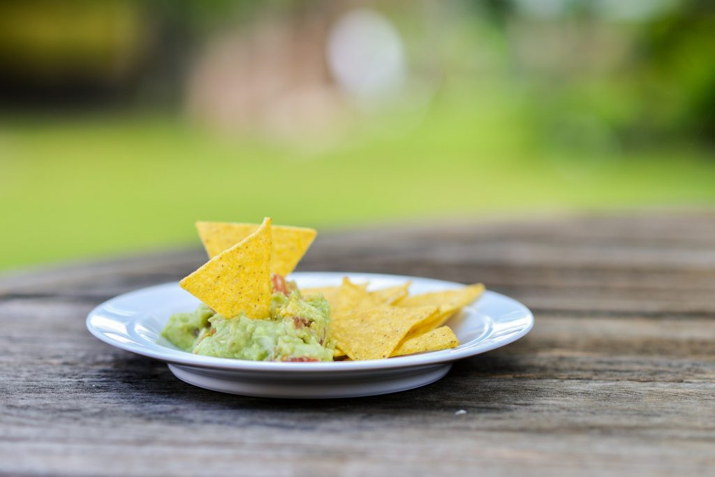 My guacamole recipe